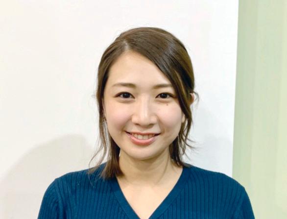 井上 菜摘(Natsumi Inoue)