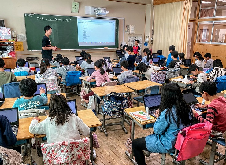 【ICT教育事例/町田市教育委員会 学校教育部 教育センター所長 林氏インタビュー】1人1台端末環境を目指す町田市の取り組みや、休校期間中の対応をお話いただきました