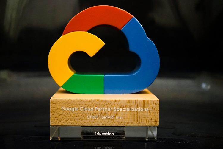 【Google 認定】Education領域にて Google Cloud Partner Specializations トロフィーを拝受しました