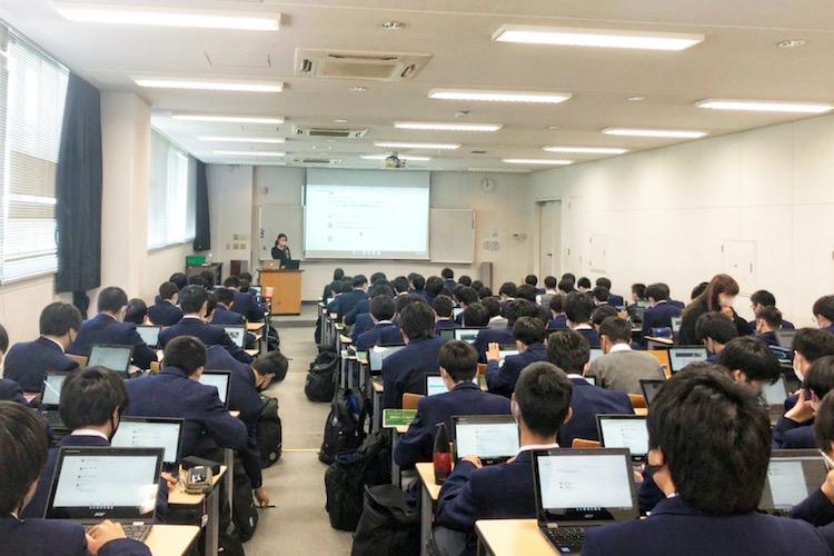 【レポート】湘南工科大学附属高等学校の教員と生徒の皆さまへ Google for Education 活用研修を行いました